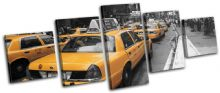 New York NYC Taxi Cab City - 13-1702(00B)-MP07-LO
